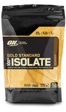 Gold Standard 100% Isolate (360g) - Optimum Nutrition