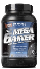 Elite Mega Gainer (3.06lbs/1.399g) - Dymatize Nutrition