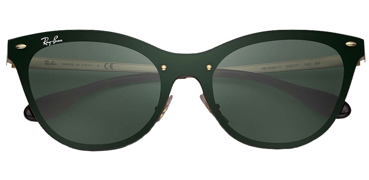 cd2ed36063ba7 RAY BAN RB 3580N 001 71 BLAZE CAT EYE - ÓCULOS DE SOL - SHOW ÓCULOS ...