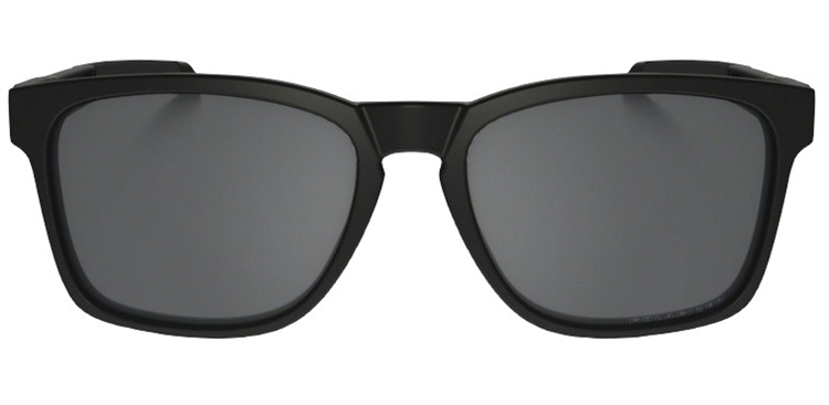 ... OAKLEY CATALYST - Matte black   Black Iridium Polarized - ÓCULOS DE SOL  ... 18c0ddf956